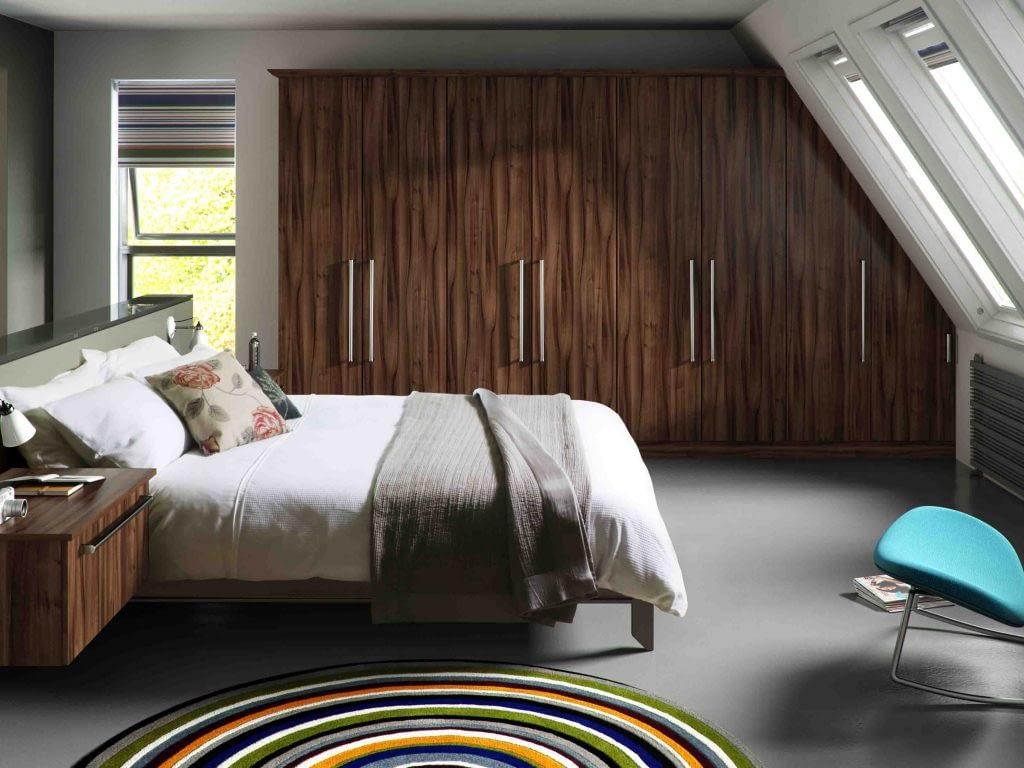 Phoenix 2 fitted bedroom door