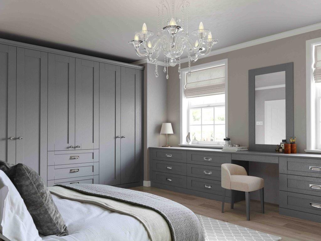 Finsbury fitted bedroom door