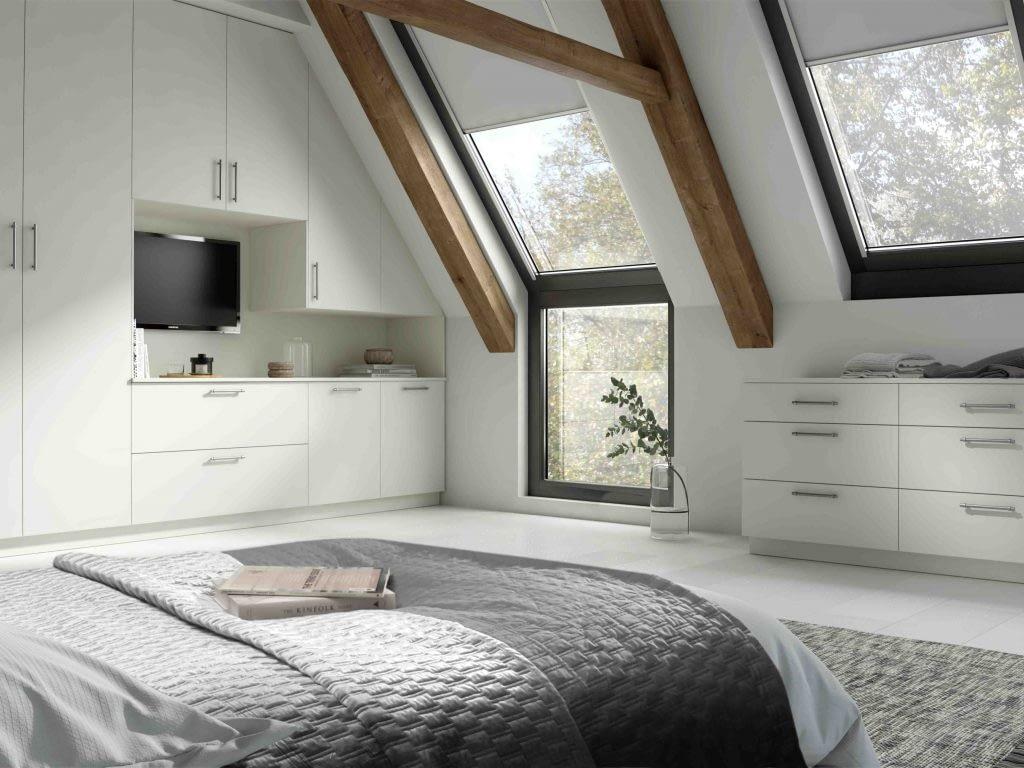 Belair fitted bedroom door