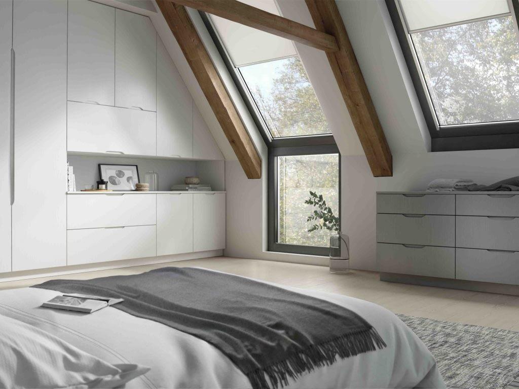 Brentford fitted bedroom door