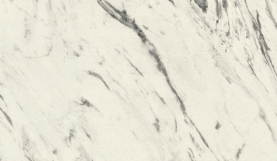 Egger 16mm Worktop F204 ST75 White Carrara Marble