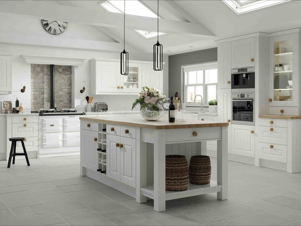 Kitchen Doors Peterborough Amalfi