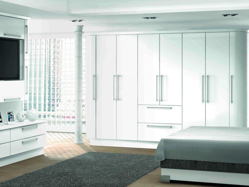 Duleek fitted bedroom door